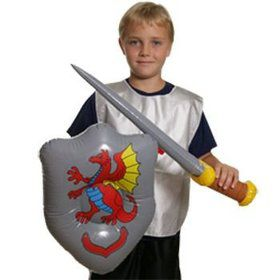 Sword And Shield Set (each)