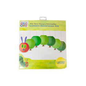 Talking Tables The Very Hungry Caterpillar Lantern Decoration Kit