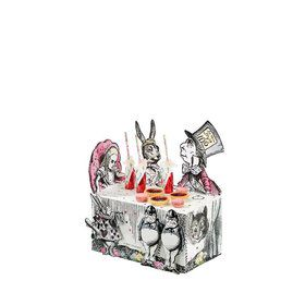 Talking Tables Truly Alice Buffet Treat Stand Centerpiece