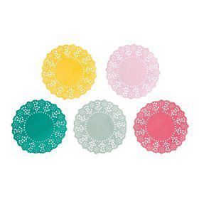 Talking Tables Truly Scrumptious Mini Paper Doilies