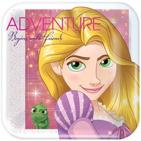 "Tangled 7"" Cake Plates (Each)"