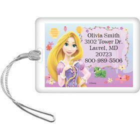 Tangled Personalized Luggage Tag (Each)