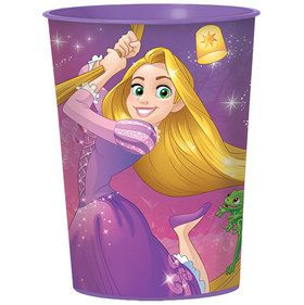 Tangled Plastic 16oz Favor Cup (Each)