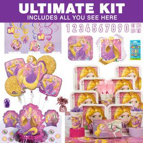 Tangled Ultimate Tableware Kit (Serves 8)