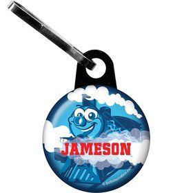 Tank Engine Personalized Mini Zipper Pull (each)