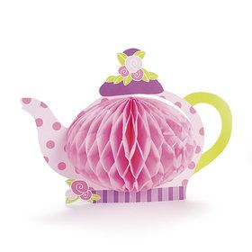 Tea Party Centerpiece (Each)