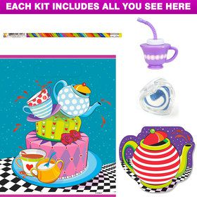 Tea Party Favor Kit (Each)