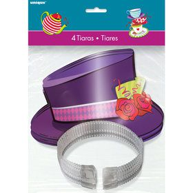 Tea Party Top Hat Tiara