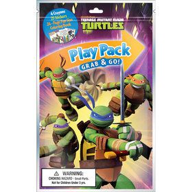 Teenage Mutant Ninja Turtle Play Pack (Each)
