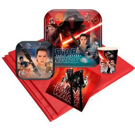 Star Wars 7 Party Pack for 24