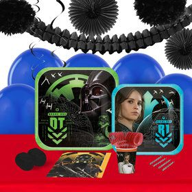 Rogue One: A Star Wars Story 16 Guest Tableware Decoration Kit