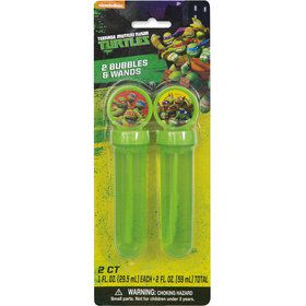 Teenage Mutant Ninja Turtles Bubbles (2)