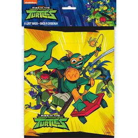 Teenage Mutant Ninja Turtles Loot Bags (8)