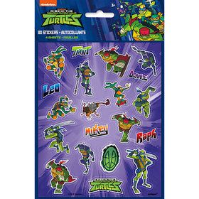 Teenage Mutant Ninja Turtles Sticker Sheets (4)