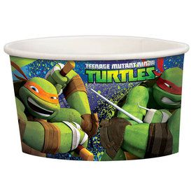 Teenage Mutant Ninja Turtles Treat Cups (8)