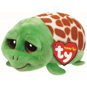 Teeny Ty Cruiser Turtle Plush