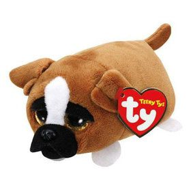 Teeny Ty Diggs Dog Plush