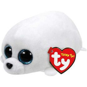 Teeny Ty Slippery Seal Plush