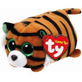 Teeny Ty Tiggy Tiger Plush