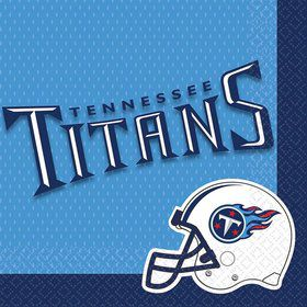 Tennessee Titans Lunch Napkins (16)