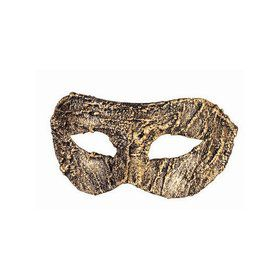 Textured Half Mask Gold