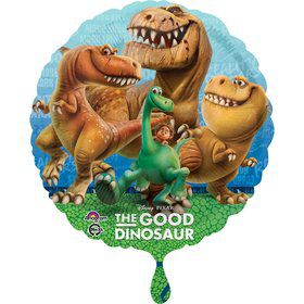 "The Good Dinosaur 18"" Round Foil Balloon"