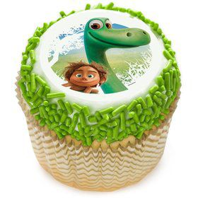 "The Good Dinosaur 2"" Edible Cupcake Topper (12 Images)"