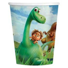 The Good Dinosaur 9oz Cups (8 Count)