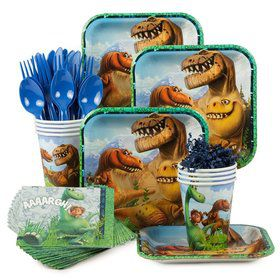 The Good Dinosaur Birthday Party Standard Tableware Kit Serves 8