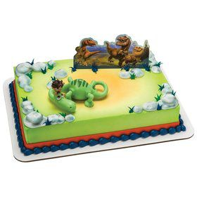 The Good Dinosaur Cake Decoration Set