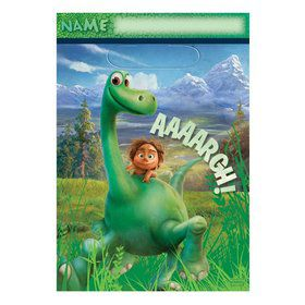 The Good Dinosaur Loot Bags (8 Count)