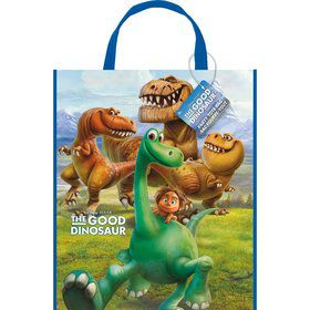 The Good Dinosaur Tote Bags