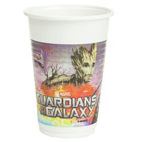 The Guardians of The Galaxy Plastic 6.7oz Cups (8 Pack)