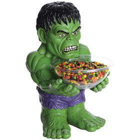 The Hulk Candy Bowl and Holder
