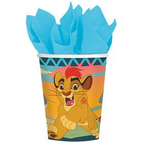 The Lion Guard 9oz Paper Cups (8 Count)