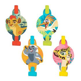 The Lion Guard Blowouts (8 Count)