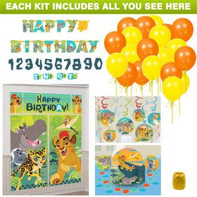 The Lion Guard Decoration Kit
