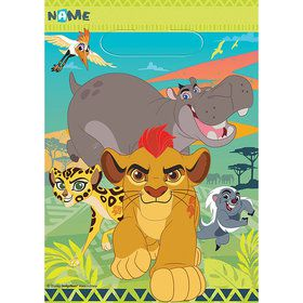 The Lion Guard Favor Bags (8 Count)