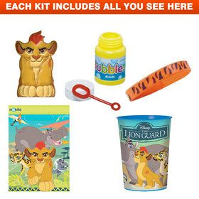 The Lion Guard Standard Favor Kit (Each)