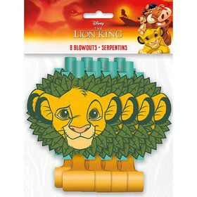 The Lion King Blowouts