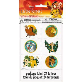 The Lion King Tattoos