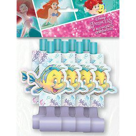 The Little Mermaid Blowouts