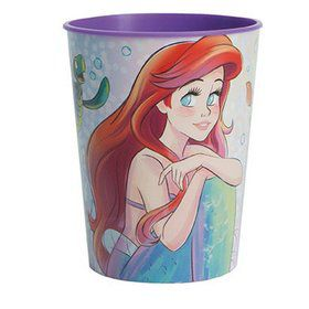 The Little Mermaid Favor Cup