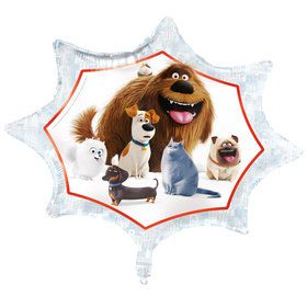 "The Secret Life of Pets 28"" Giant Balloon"