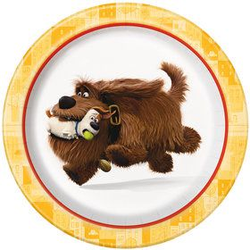 "The Secret Life of Pets 7"" Cake Plates (8 Count)"