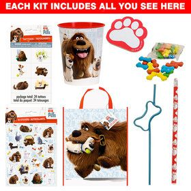 The Secret Life of Pets Party Favor Kit