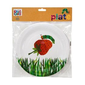 The Very Hungry Caterpillar Dinner Plates (12)