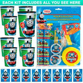 Thomas All Aboard Favor Kit (For 8 Guests)