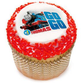 "Thomas and Friends 2"" Edible Cupcake Topper (12 Images)"