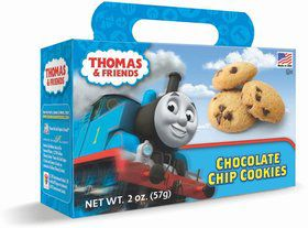Thomas Chocolate Chip Cookies 2oz Box (Each)